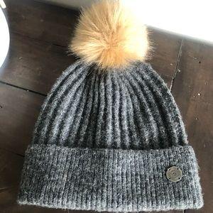 Pistil grey beanie hat